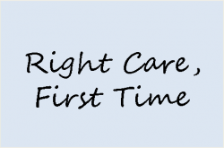 Right Care First Time Pic
