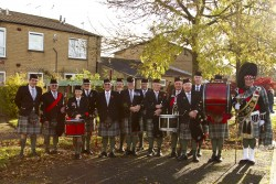 Pipe Band Small